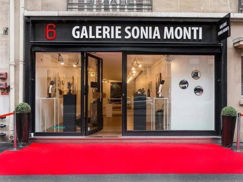 Galerie Sonia Monti sur le site d'ARTactif