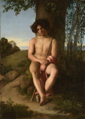 Hippolyte, Paul, Auguste. Les Flandrin, artistes et frères  sur le site d'ARTactif