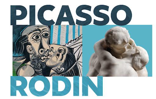 Picasso - Rodin sur le site d'ARTactif