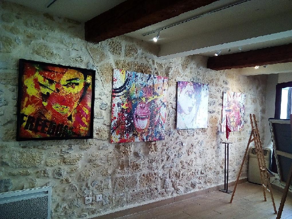 Partenariat avec BAM Gallery sur le site d'ARTactif