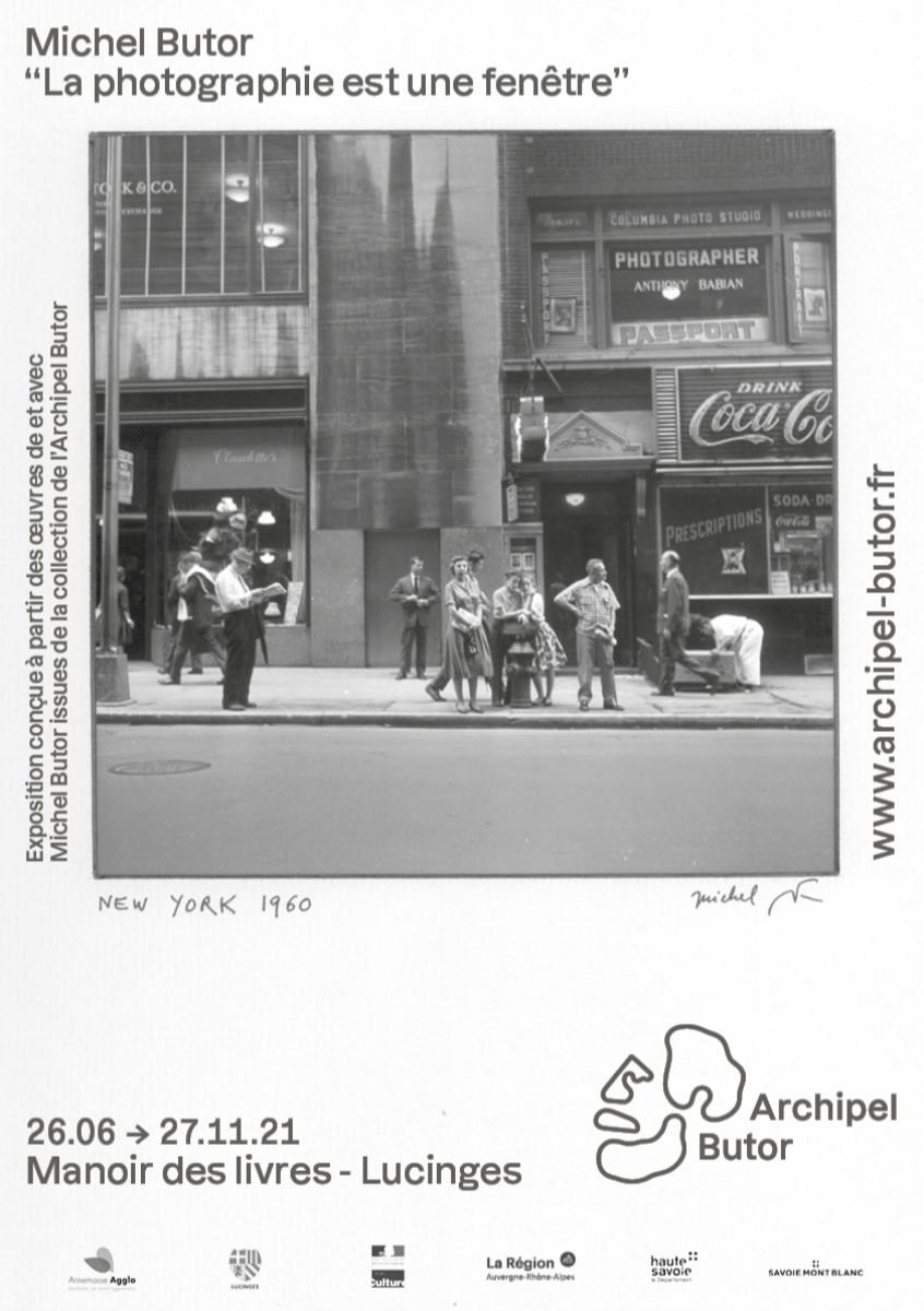 Michel Butor « La photographie est une fenêtre » sur le site d'ARTactif
