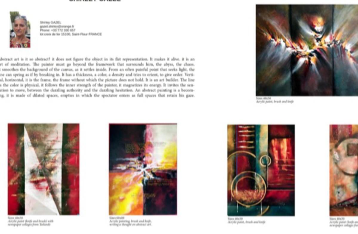 Galerie duo sur le site d'ARTactif
