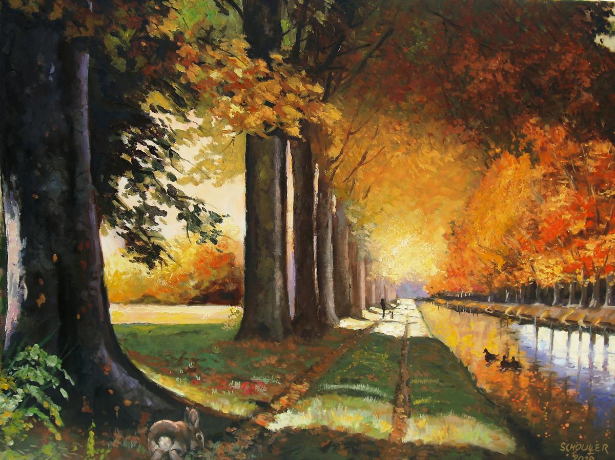 Rencontre de la nature sur le site d'ARTactif
