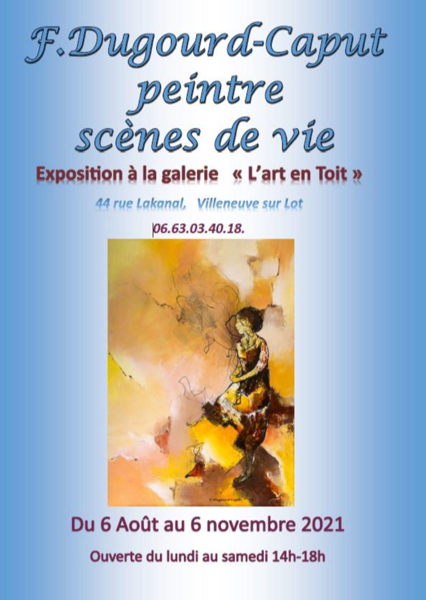 GALERIE L'ART EN TOIT sur le site d'ARTactif