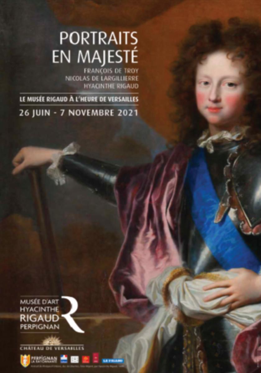 Portraits en majesté sur le site d'ARTactif