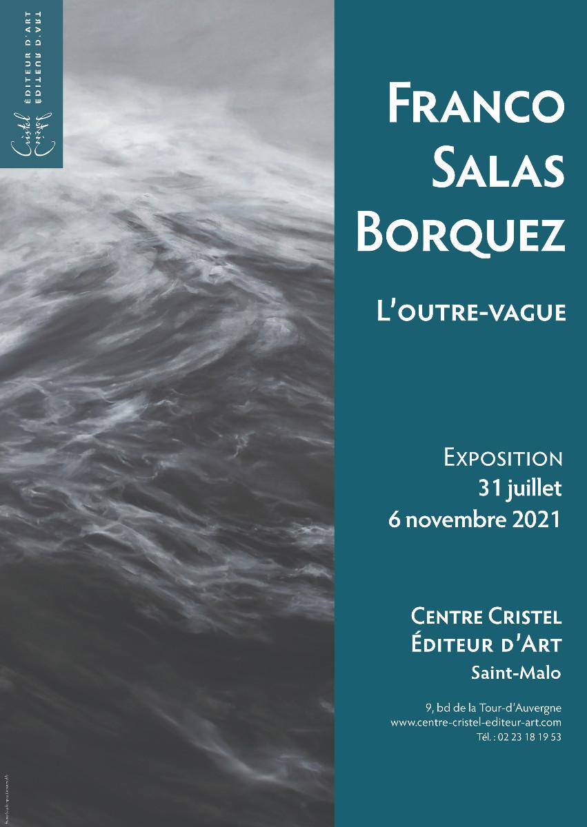 Franco Salas Borquez. L'outre-vage sur le site d'ARTactif