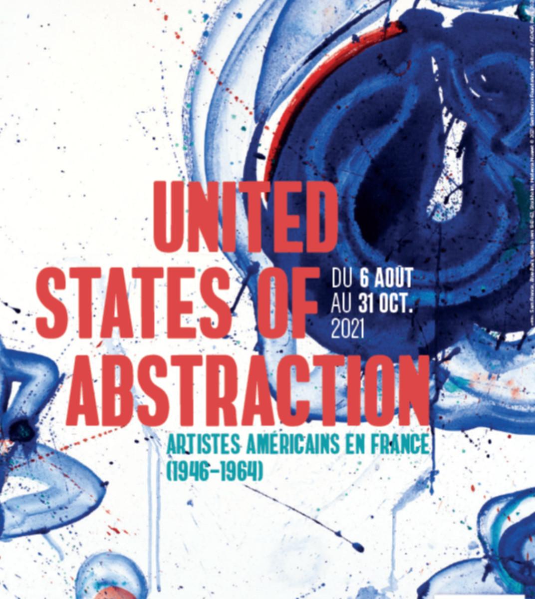 United States of Abstraction : Artistes américains en France (1946-1964) sur le site d'ARTactif