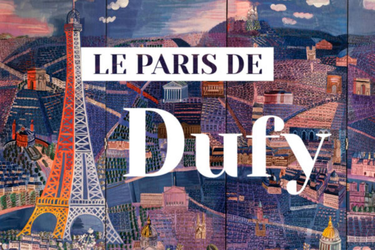 Le Paris de Dufy sur le site d'ARTactif