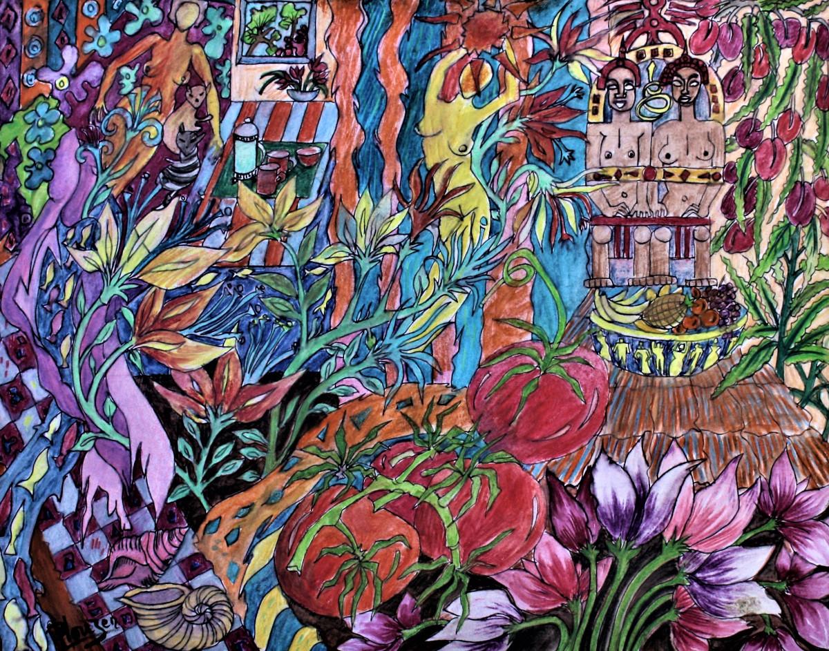 Exposition médiathèque de Plouhinec 56680 sur le site d'ARTactif