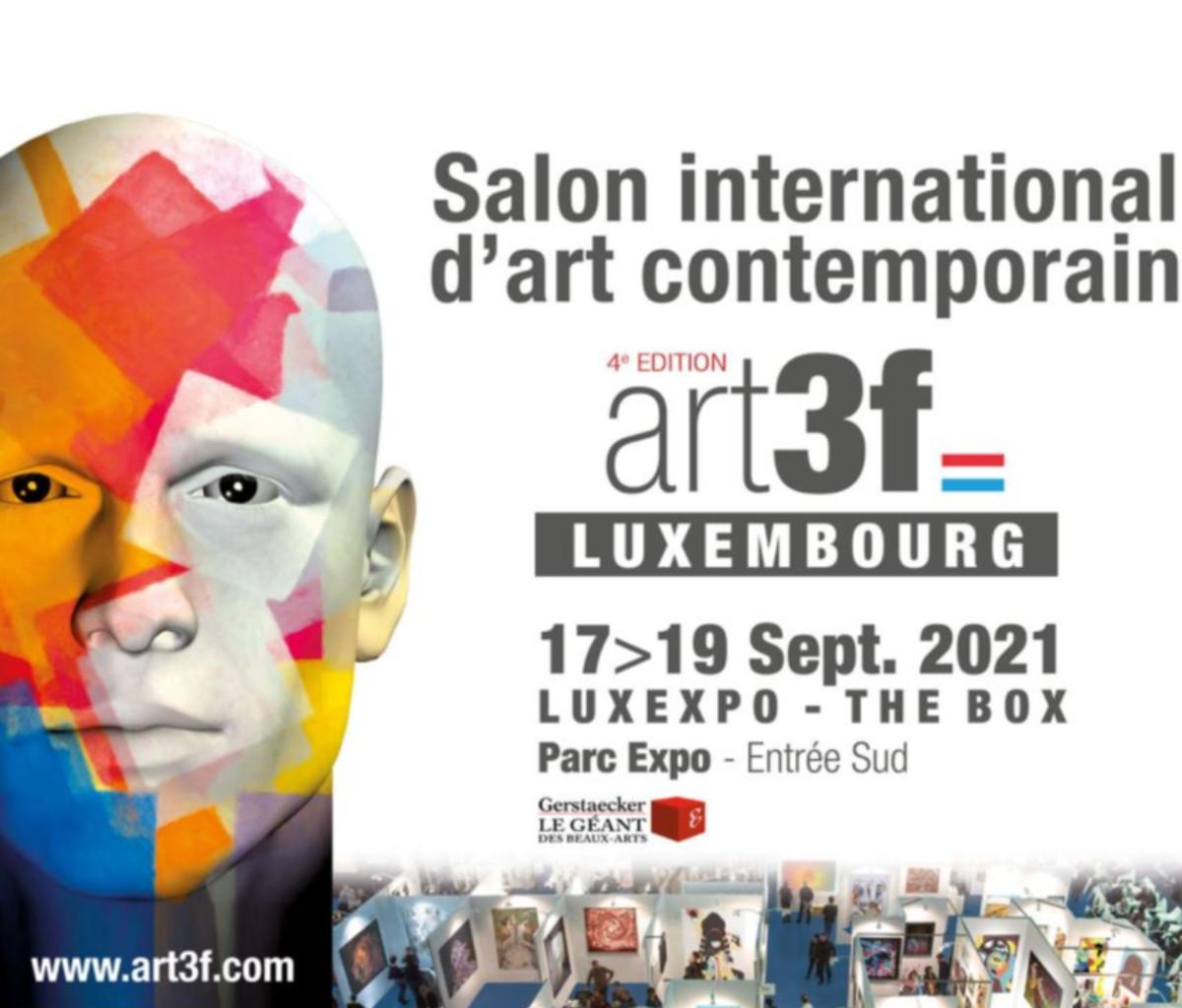 art3f Luxembourg sur le site d'ARTactif