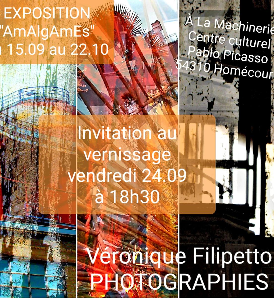 AmAlgAmEs. EXPOSITION DE PHOTOGRAPHIES sur le site d'ARTactif