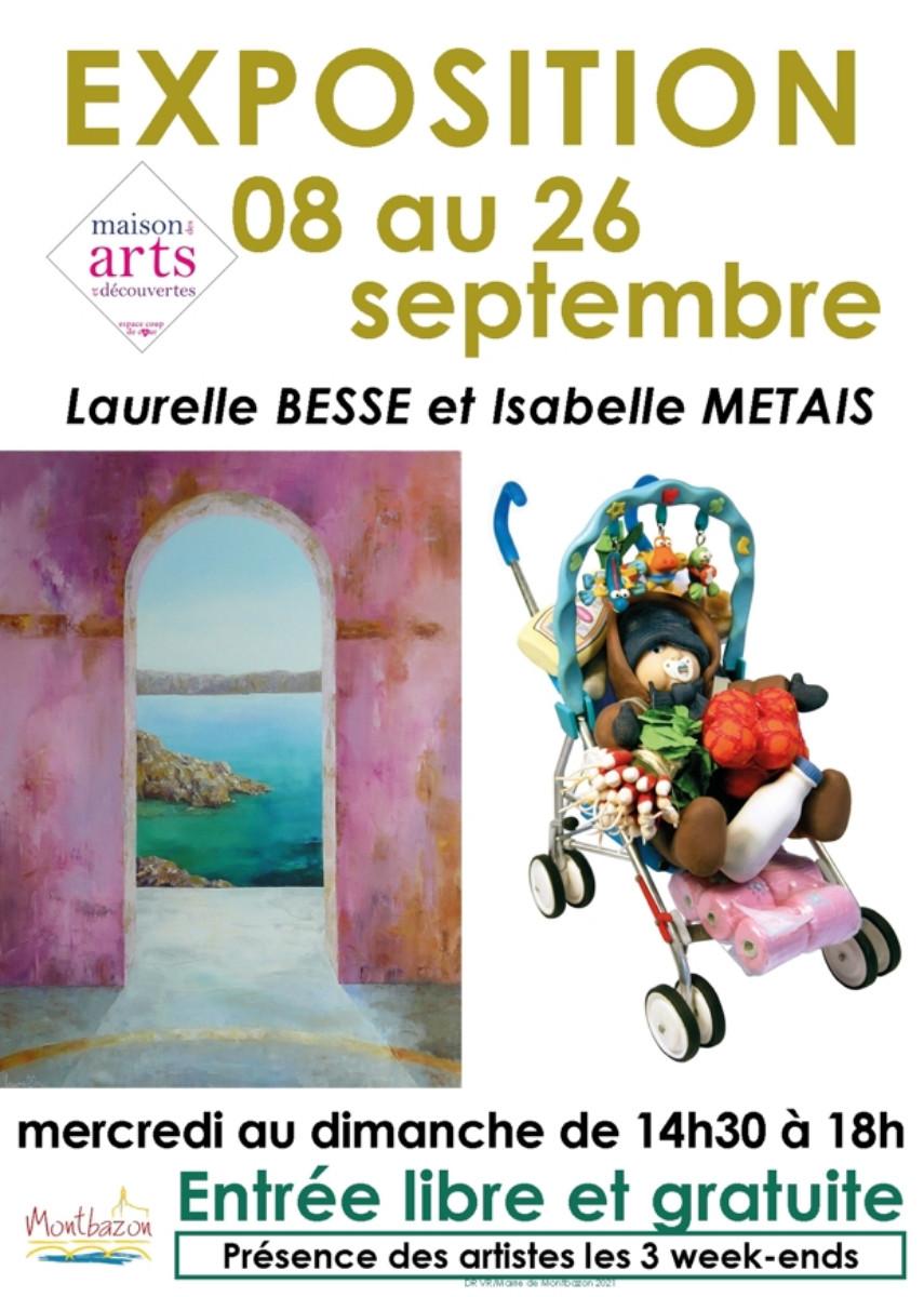 Laurelle Bessé sur le site d'ARTactif