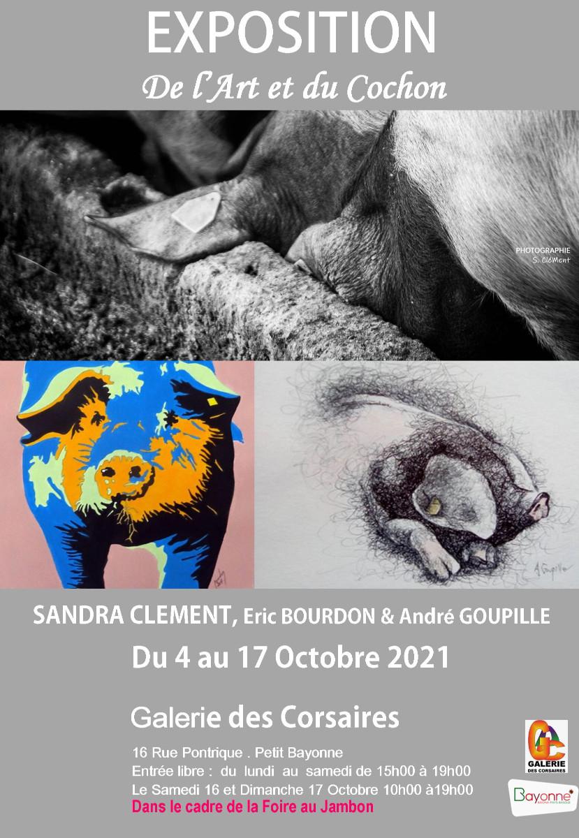 De l'Art et du Cochon sur le site d'ARTactif