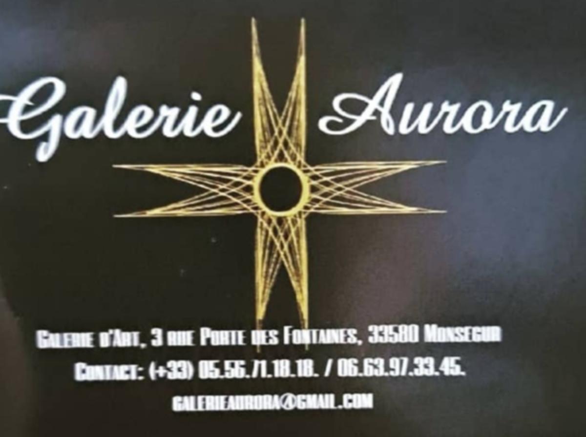 Galerie Aurora, Monsegur, France sur le site d'ARTactif