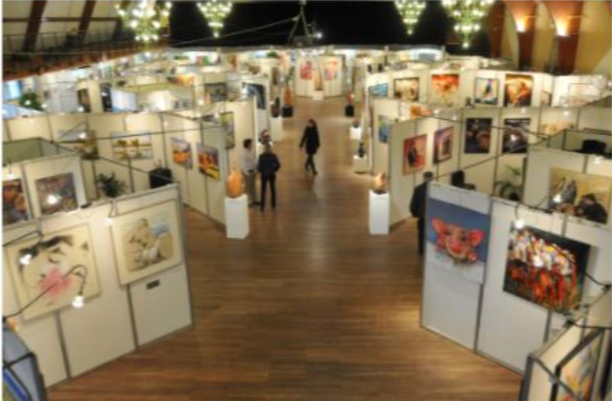 Salon des Arts de Cholet sur le site d'ARTactif