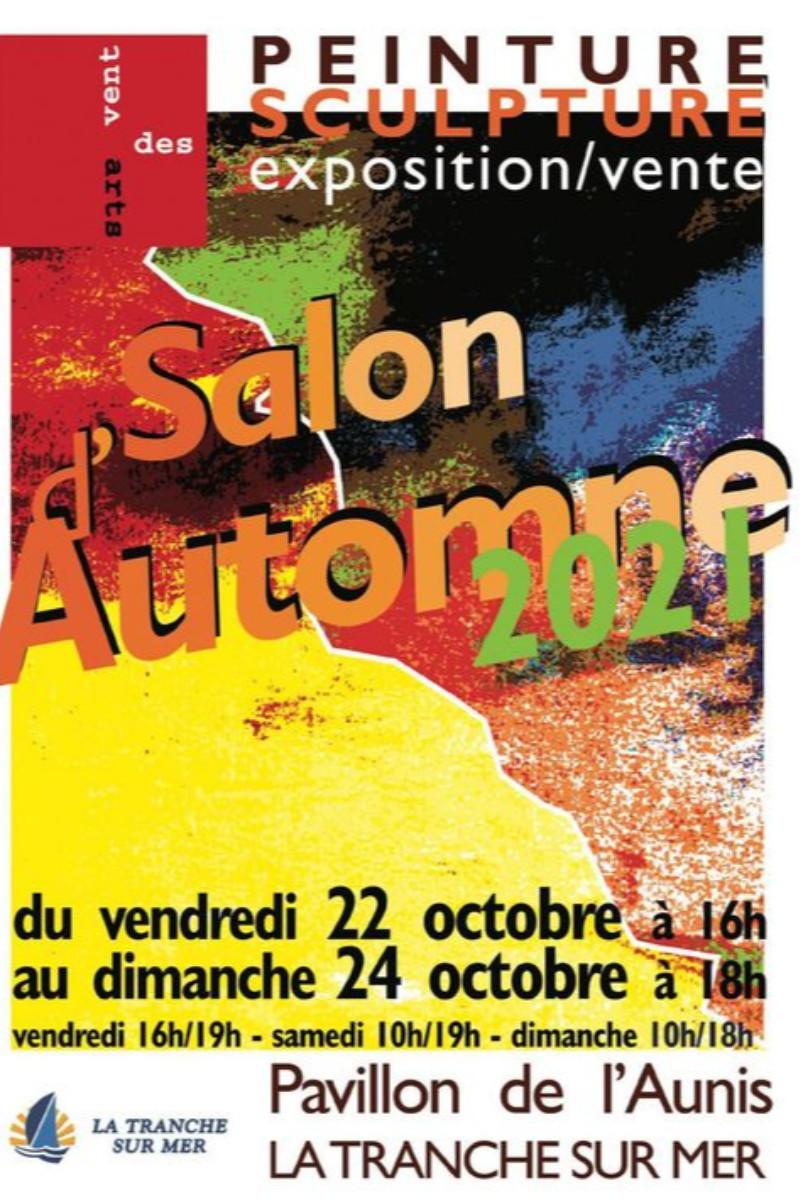 Salon d'automne de la Tranche sur Mer sur le site d'ARTactif