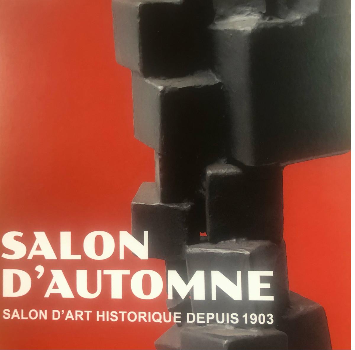 Salon d' Automne 2021 sur le site d'ARTactif
