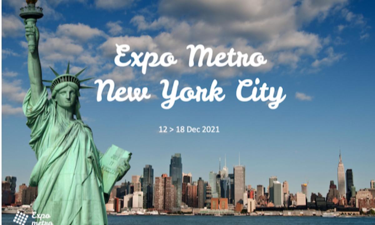 EXPO MÉTRO CITY NEW YORK sur le site d'ARTactif