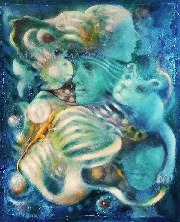 Marie-Claire D'ARMAGNAC sur le site d'ARTactif