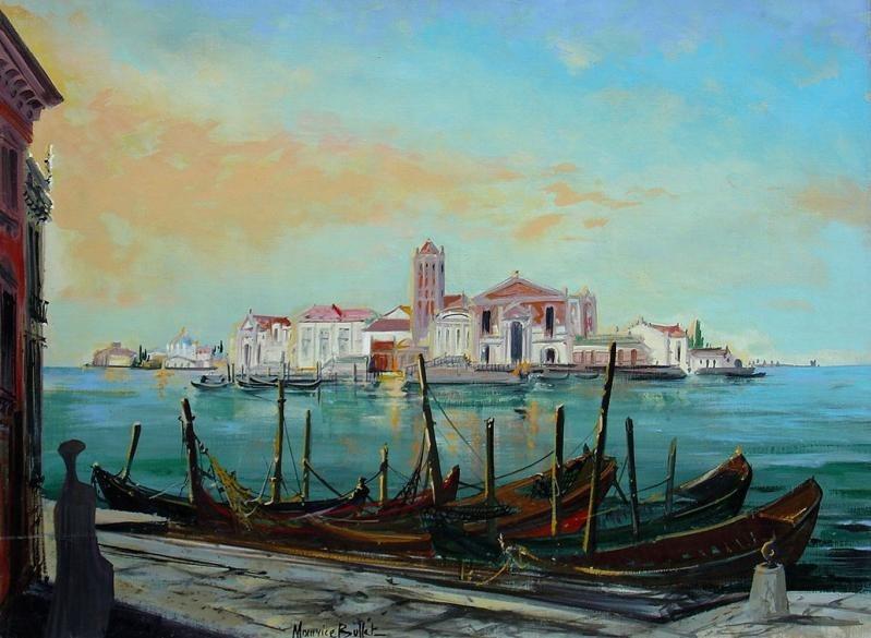 Maurice BUFFET sur le site d'ARTactif