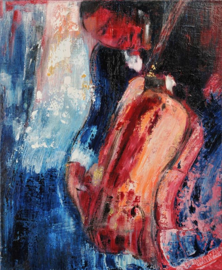 Maguy HERAUD.MARGAUX sur le site d'ARTactif
