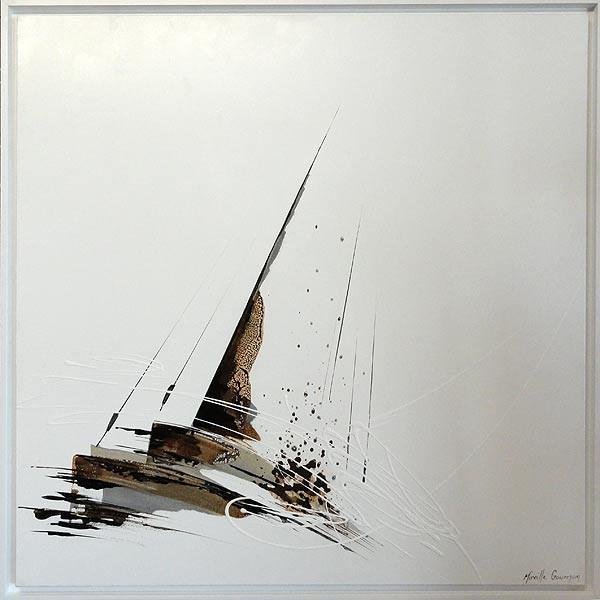 MIREILLE PEINT... sur le site d'ARTactif