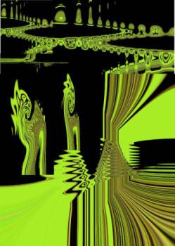 Forêt sur le site d'ARTactif