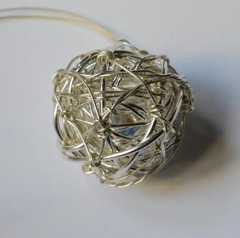 Silver Sphere sur le site d'ARTactif