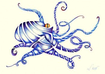 Kraken sur le site d'ARTactif