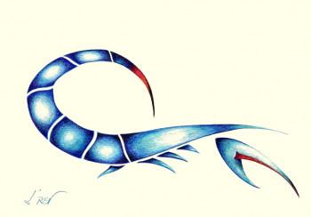 Scorpion sur le site d'ARTactif