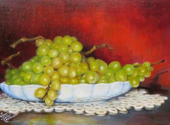 Le raisin italien sur le site d'ARTactif