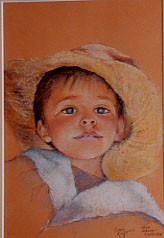 Bastien au chapeau sur le site d'ARTactif