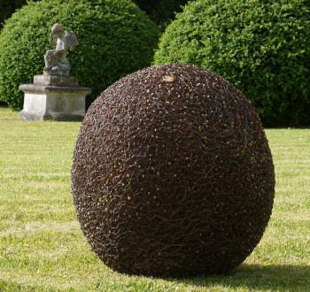Sphère du Parc sur le site d'ARTactif
