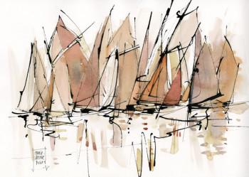 voile sans titre n° 1 sur le site d'ARTactif