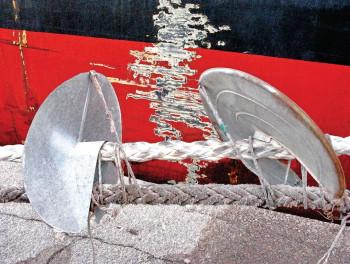 Bateau Tableau photographique Effet marin, Crimson Mercury 2543 sur le site d'ARTactif