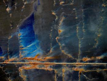 Bateau Tableau photographique Rhapsodie in blue / Positano sur le site d'ARTactif