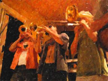 Ambiance Jazz & Cuivres sur le site d'ARTactif