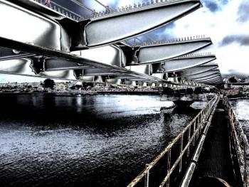 0104 travail Un Pont des indes sur le site d'ARTactif