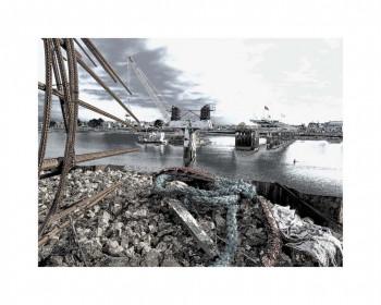 Scorffbridge div Pont des indes sur le site d'ARTactif