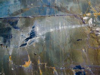 Tableau photographique de bateaux, abstraction lyrique,  Positano 0911108 - 0882 sur le site d'ARTactif