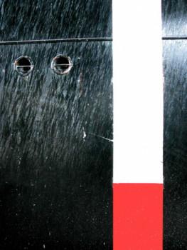 Graphisme noir rouge sur le site d'ARTactif