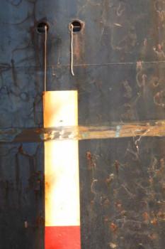 Bateau Tableau photographique, abstraction lyrique,  Portrait Alpha 1578 sur le site d'ARTactif
