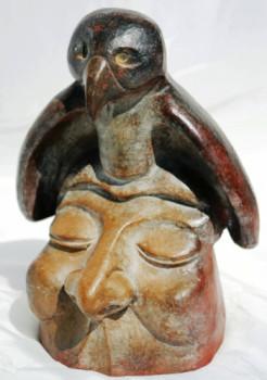 INDIEN et le rapace sur le site d'ARTactif