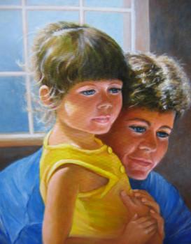 Mère et fille sur le site d'ARTactif