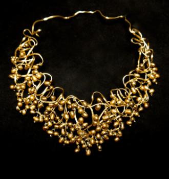 Gold Beans, torc sur le site d'ARTactif