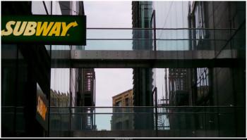 Subway sur le site d'ARTactif