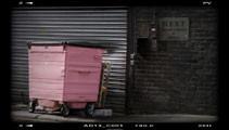 Pink trash sur le site d'ARTactif