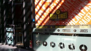 Bagel street sur le site d'ARTactif
