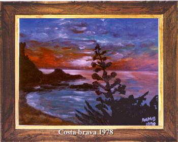 Costa brava 1978 sur le site d'ARTactif