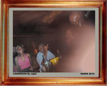 Cameroun by night 2010 sur le site d'ARTactif